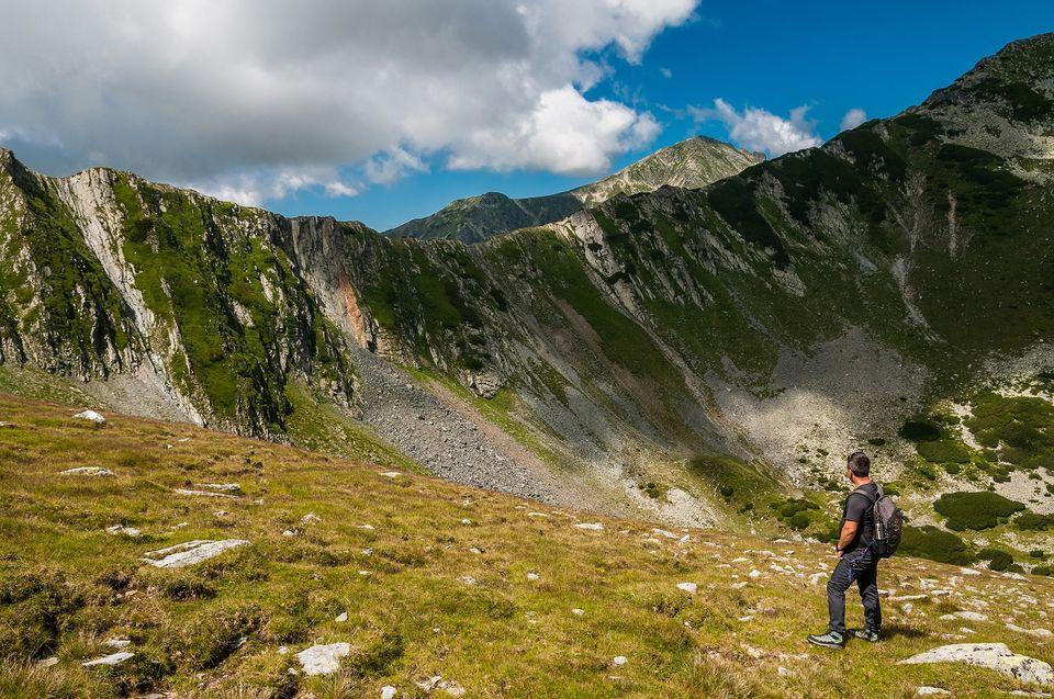 Vârful Peleaga, dincolo de Șaua Custurii - Morar Daniel