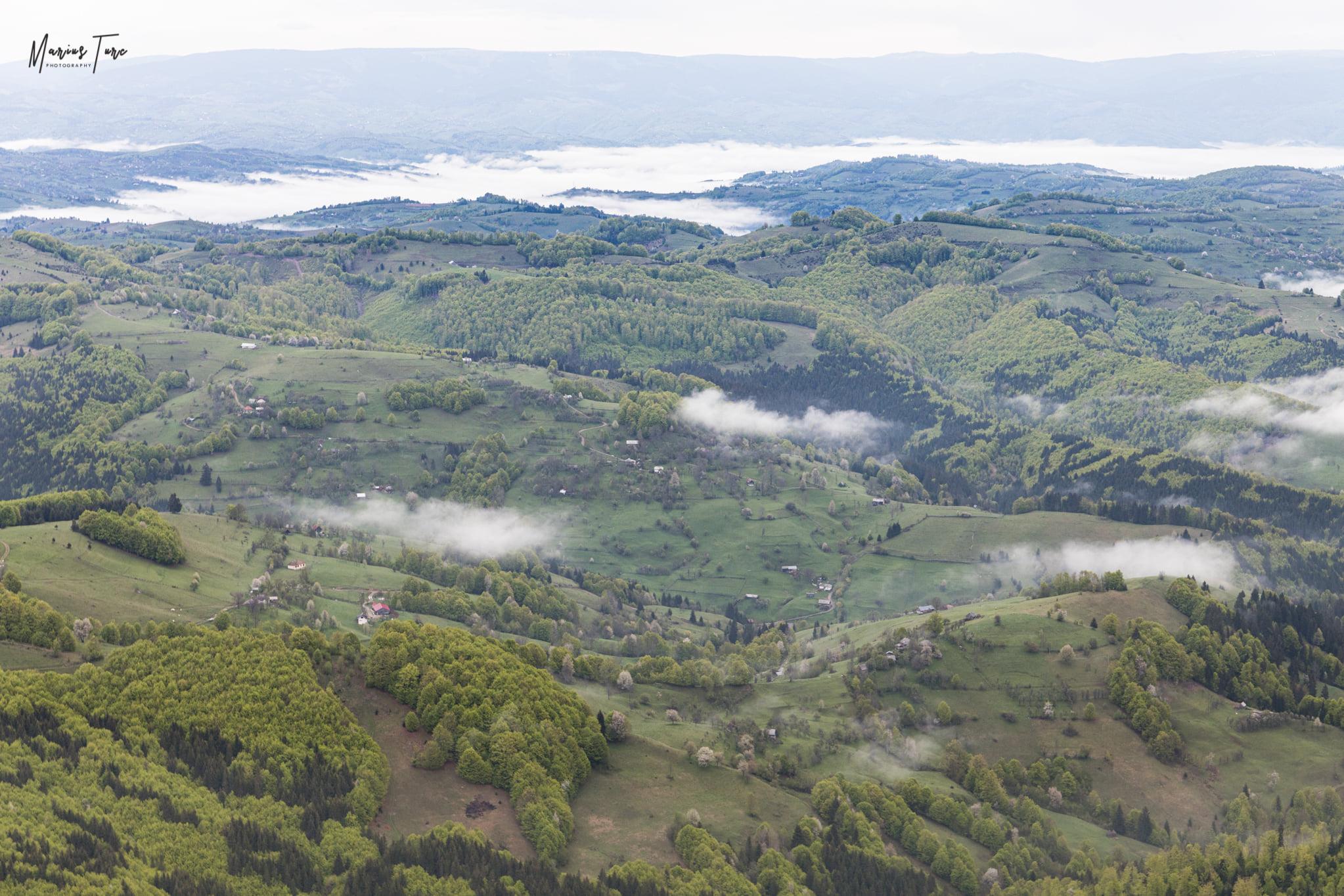Satul Bodresti, rasfirat spre Tara Abrudului - Marius Turc