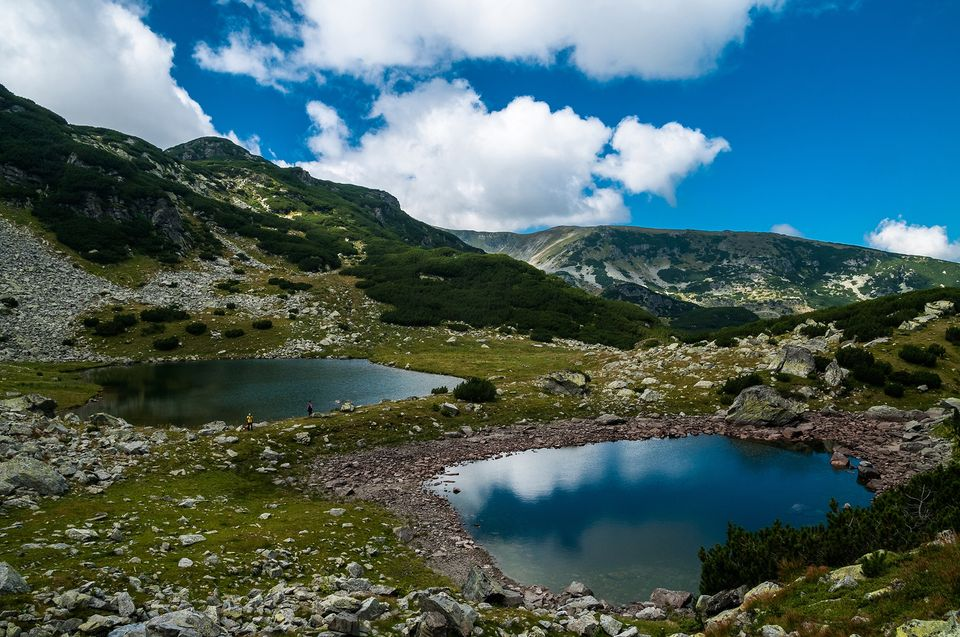 Lacurile Pencu si Vidal - Morar Daniel