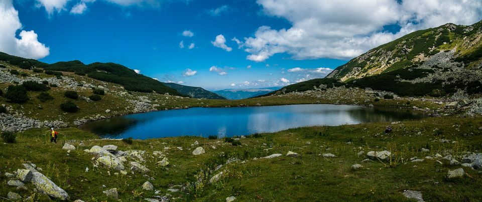 Lacul Vidal dinspre sud - Morar Daniel