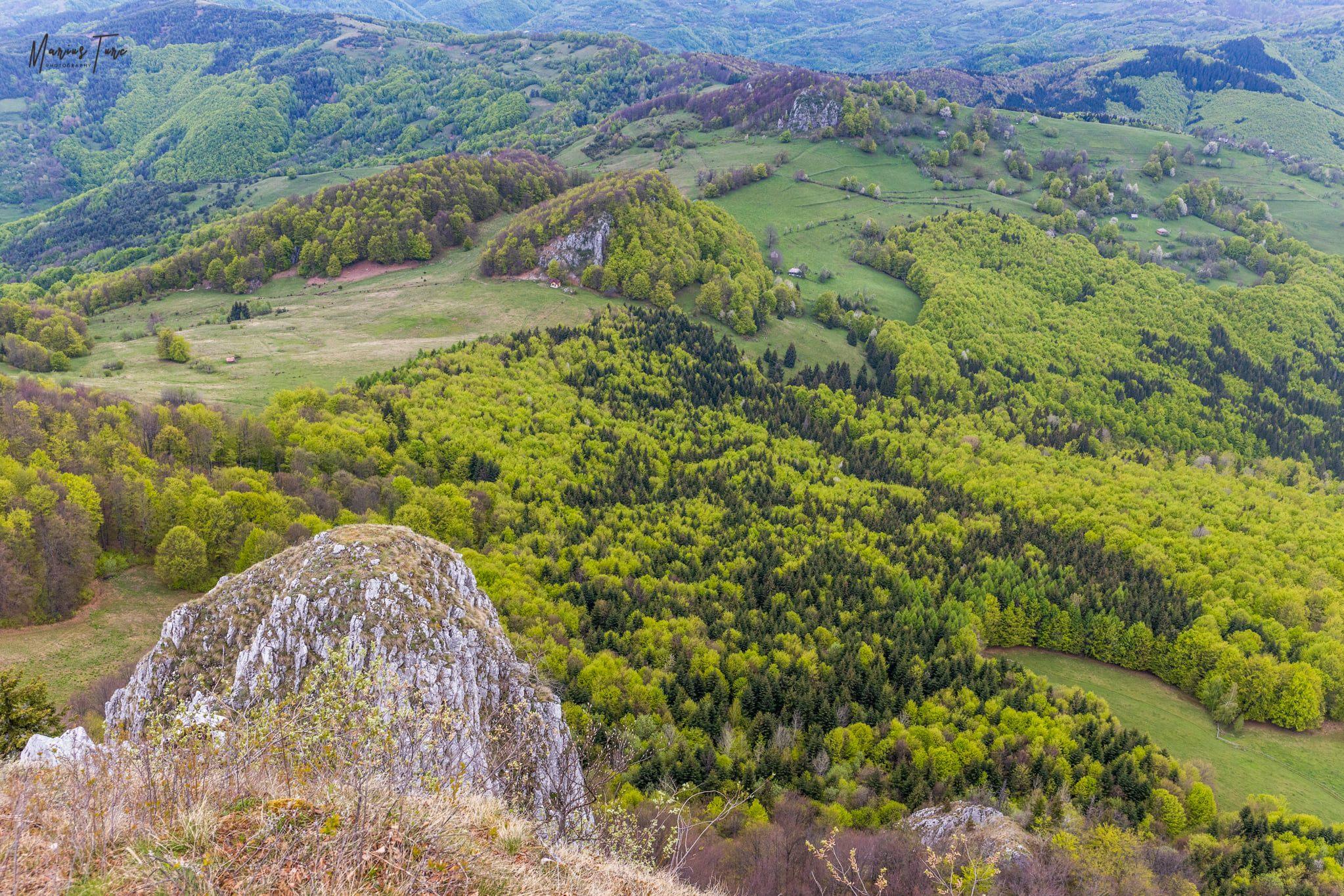 Belvedere Muntele Vulcan - Marius Turc