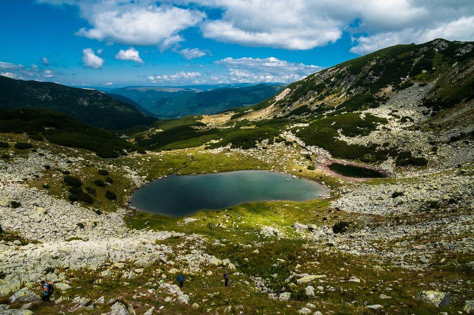 Lacurile Pencu si Vidal, sub soare - Morar Daniel