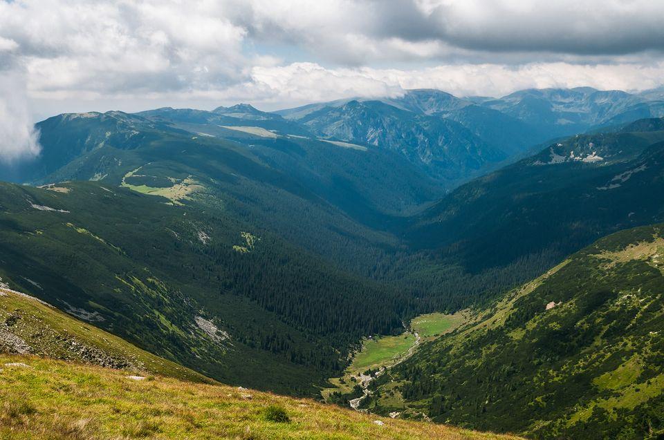 Valea Pelegii, Retezatul Mic și Godeanu - Morar Daniel