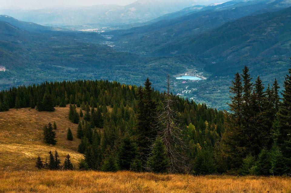 Câmpu lui Neag cu Marea Saracilor, Lupeni si Vulcan - Daniel Morar