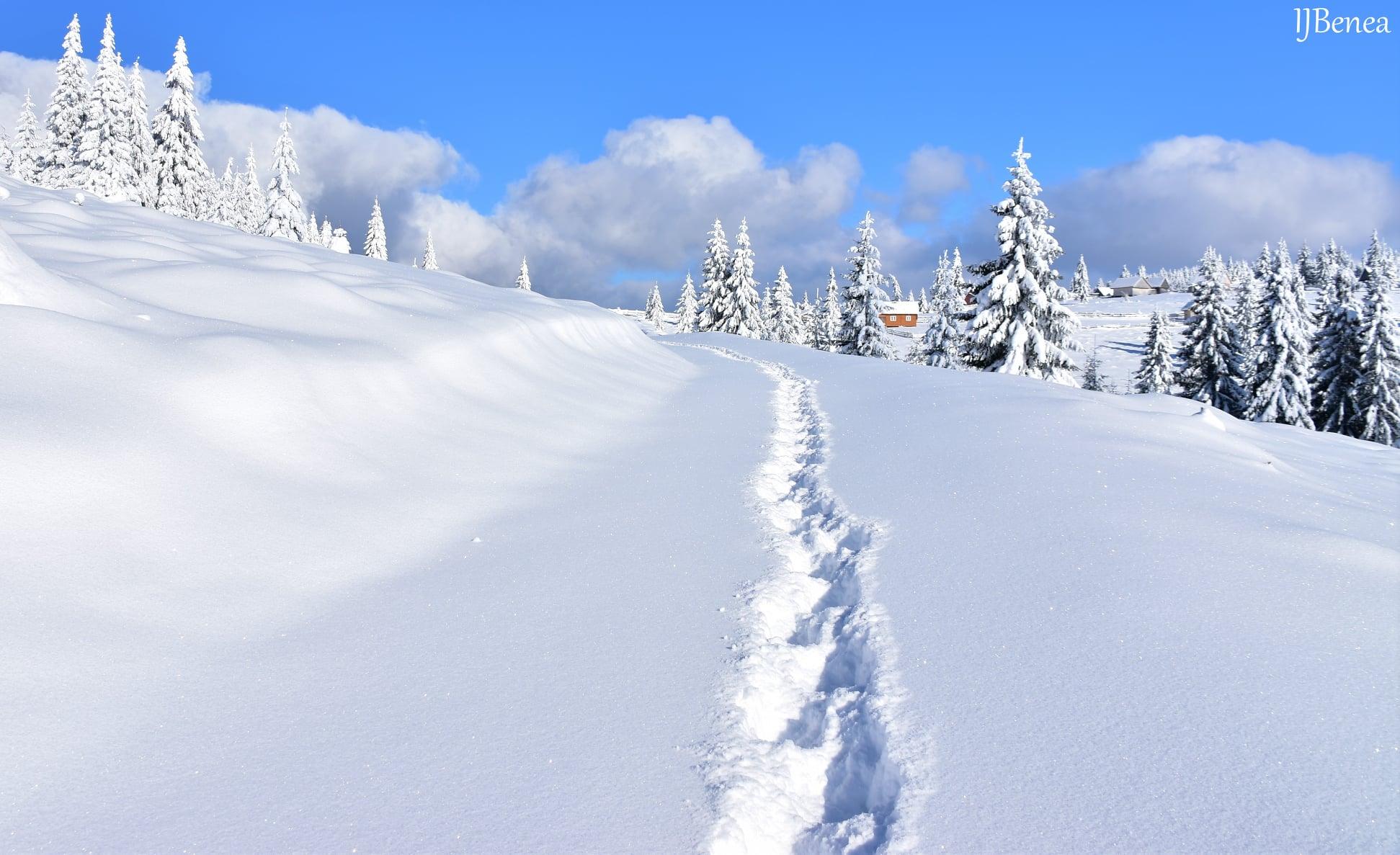 Drumul prin Imparatie iernii - Ioan Benea Jurca