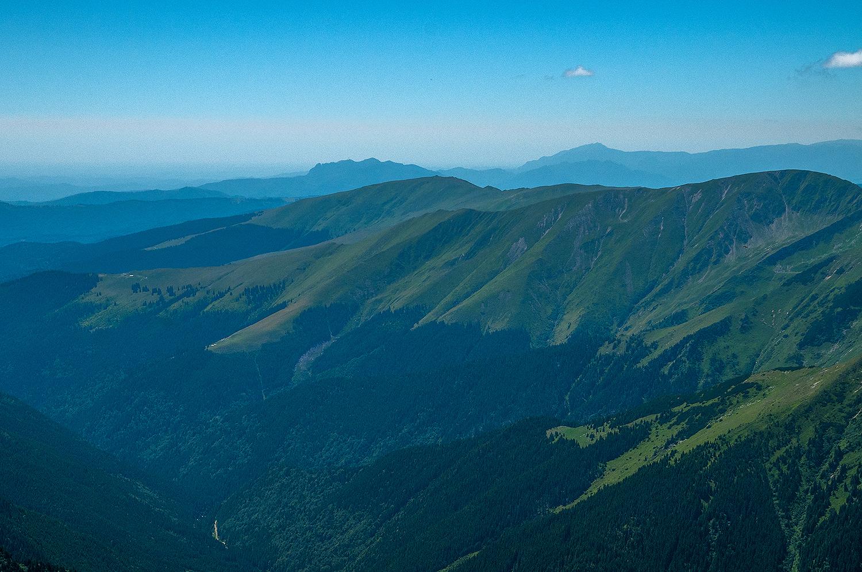 Munții Cozia