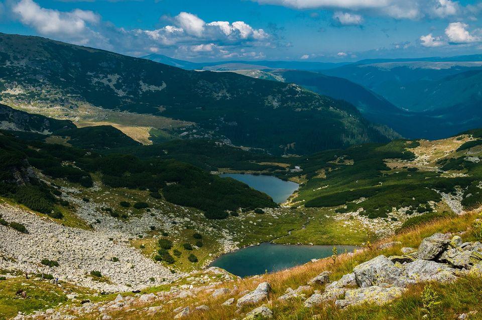 Circul glaciar Galcescu - Morar Daniel