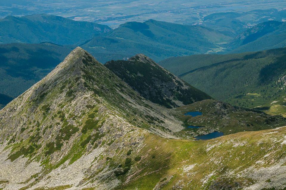 Vf. Valea Rea și Zănoagele Galeșului - Morar Daniel