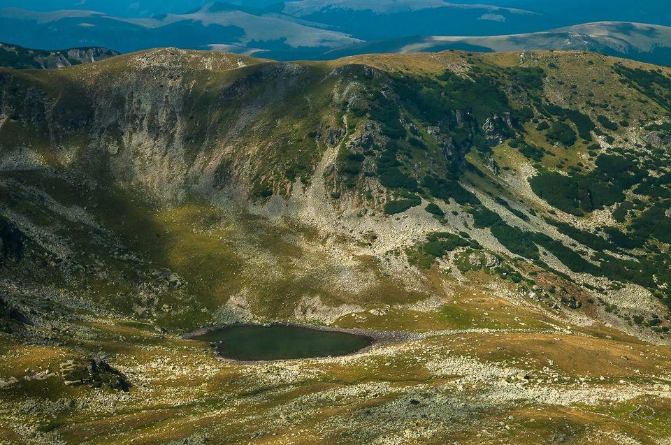 Lacul Zănoaga (De Parâng, nu de Retezat) - Morar Daniel