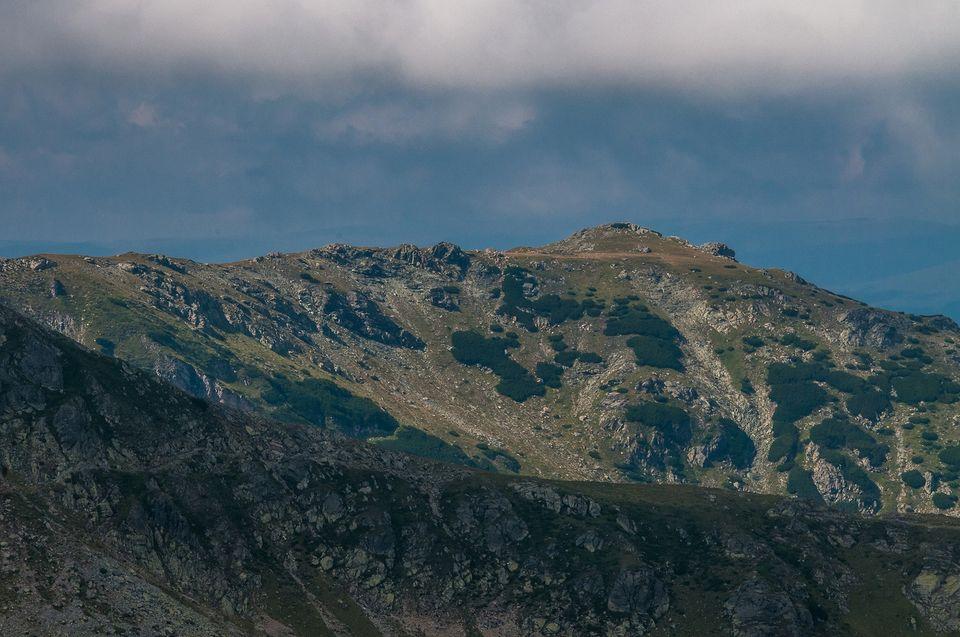 Vedere spre Vârful Găuri - Morar Daniel