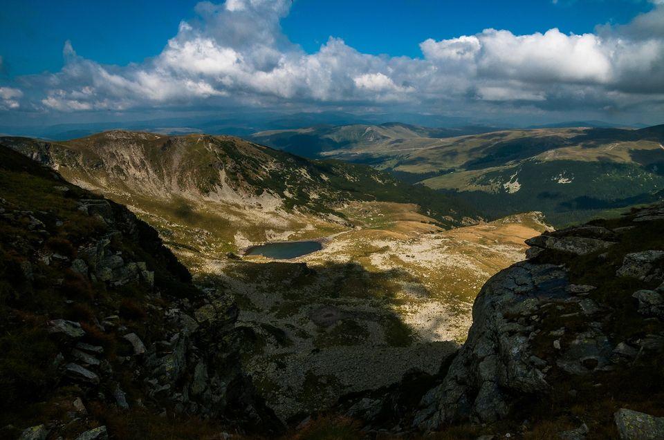 Horn spre lacul Zanoaga - Morar Daniel