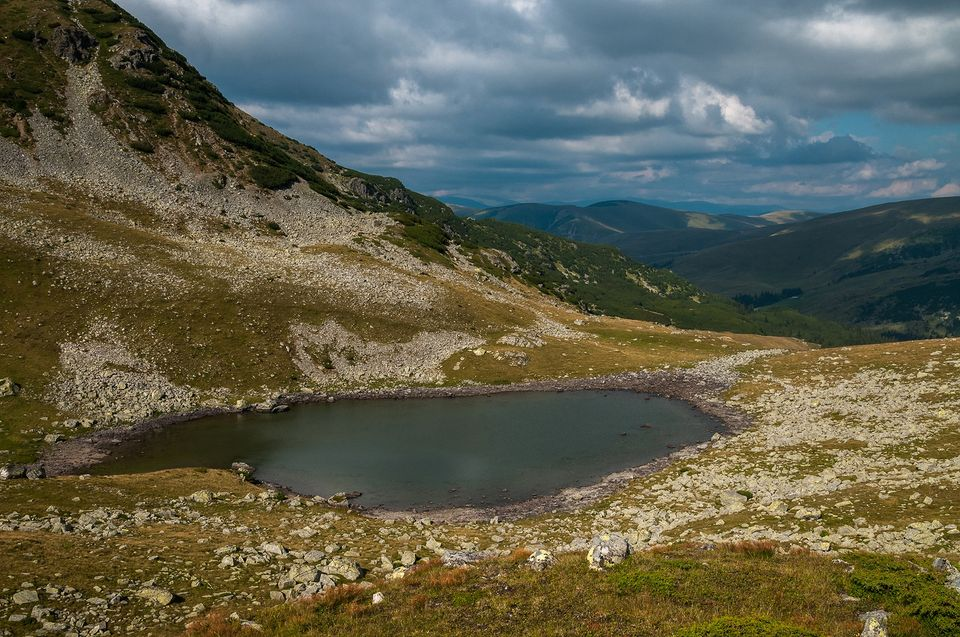 Lacul Zanoaga de Parâng - Morar Daniel