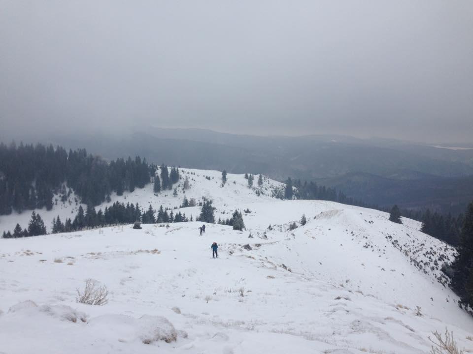 Schi de tura in Bucegi