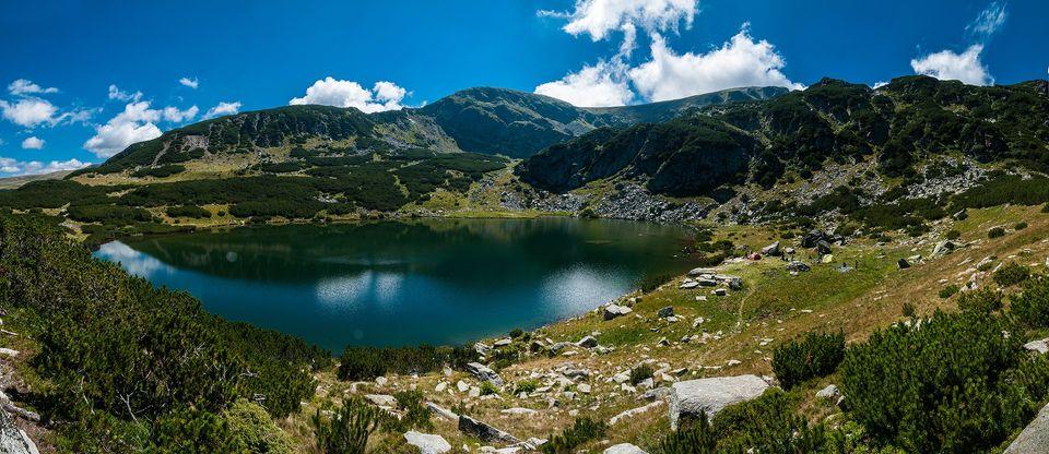 Zona de corturi Lacul Galcescu - Morar Daniel
