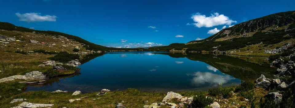 Lacul Galcescu din amonte - Morar Daniel