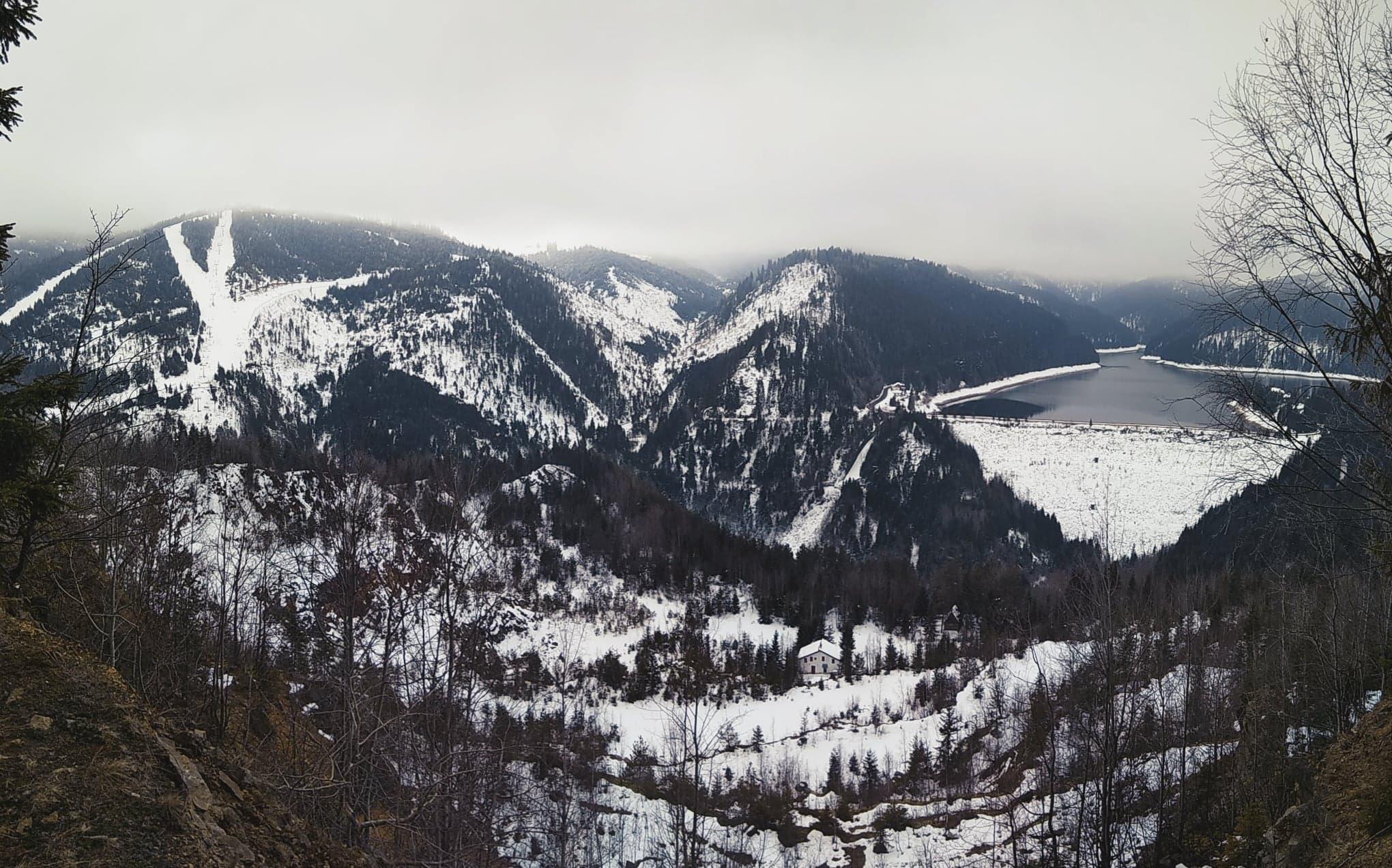 Belvedere Cariera Fantanele - Manu Muntomanu
