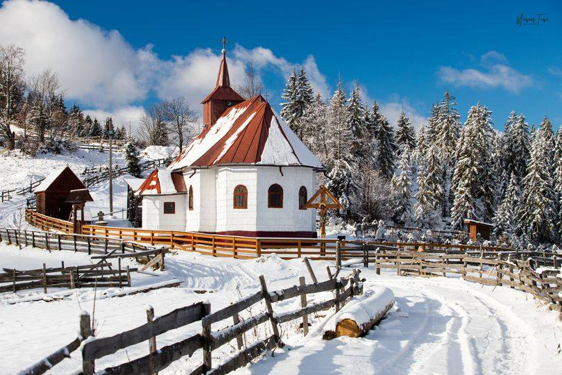 Biserica din Costesti - Marius Turc