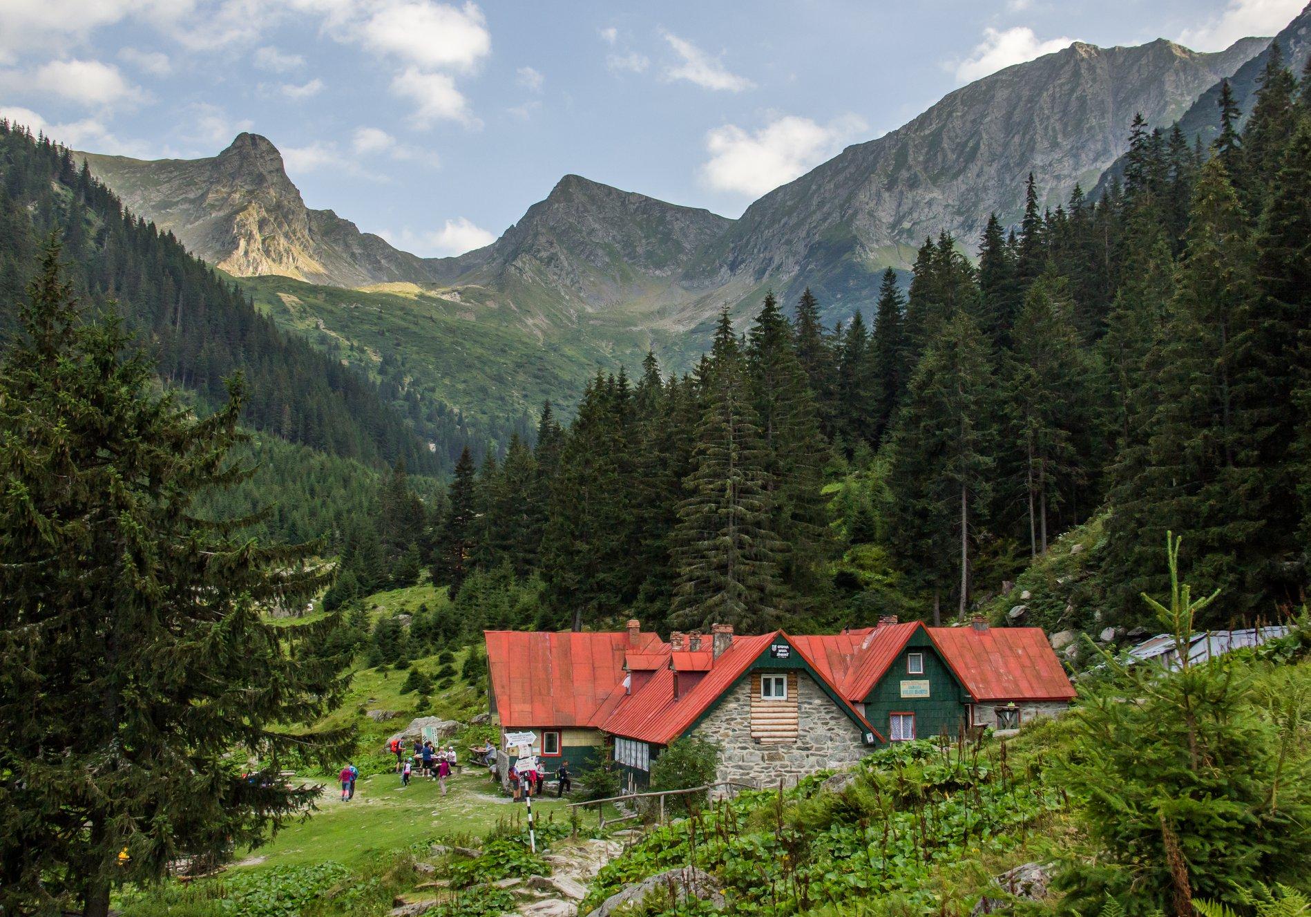 Cabana Valea Sâmbetei - Comsa Bogdan