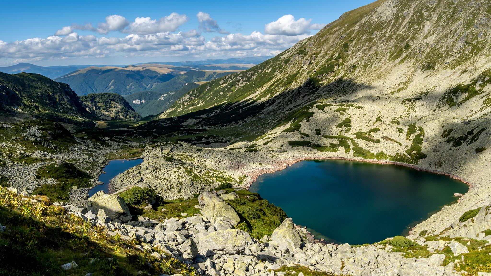 Caldarea cu Lacurile Lung și Roșiile - Marian Stan