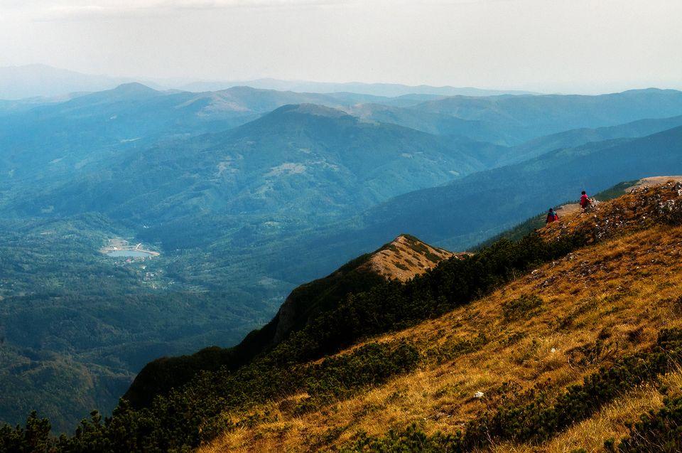 Câmpul lui Neag cu Lacul Marea Săracilor - Daniel Morar