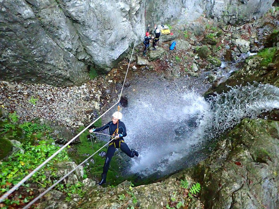 Canionul Drastanic - V Cernei - TNS Adventures