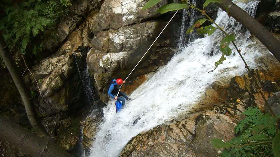 Canionul Valea Marii - TNS Adventures
