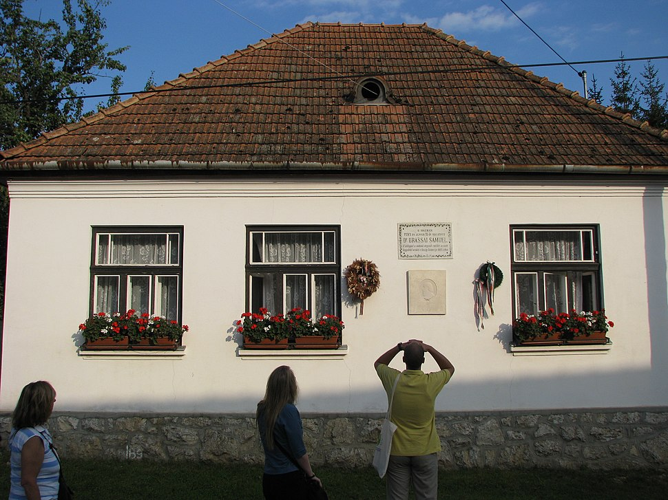 Casa natala Samuel Brassai - HowlingPixel