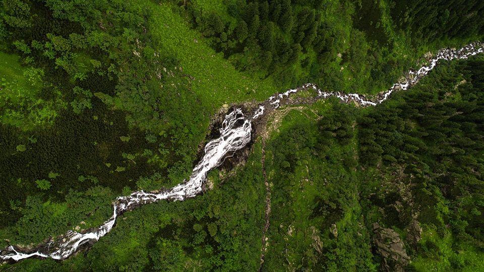 Cascada Balea - Dragos Asaftei