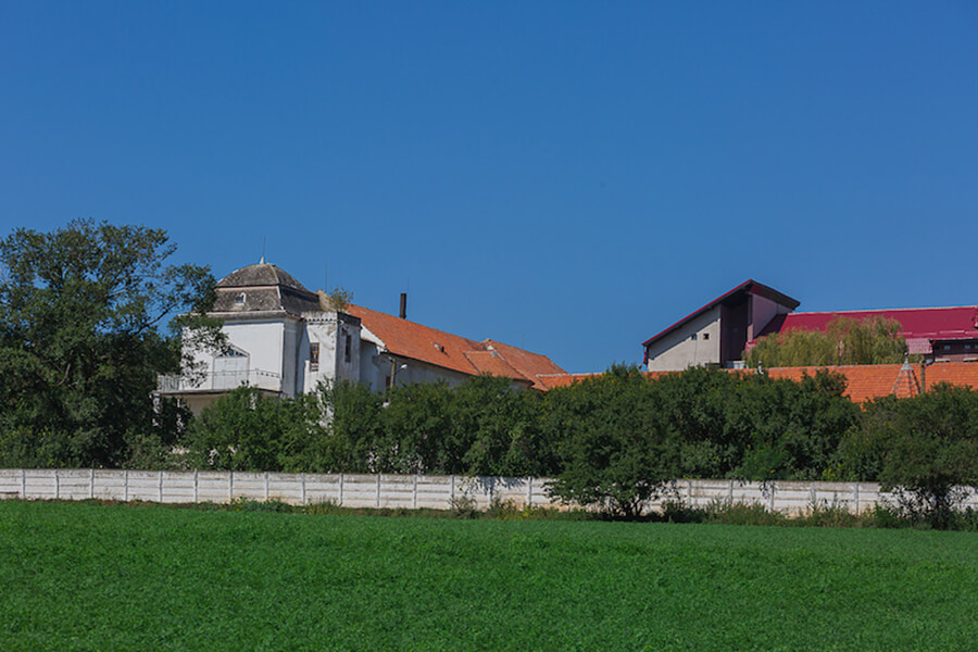 Castelul Kemeny - Galda de Jos - Castel in Transilvania
