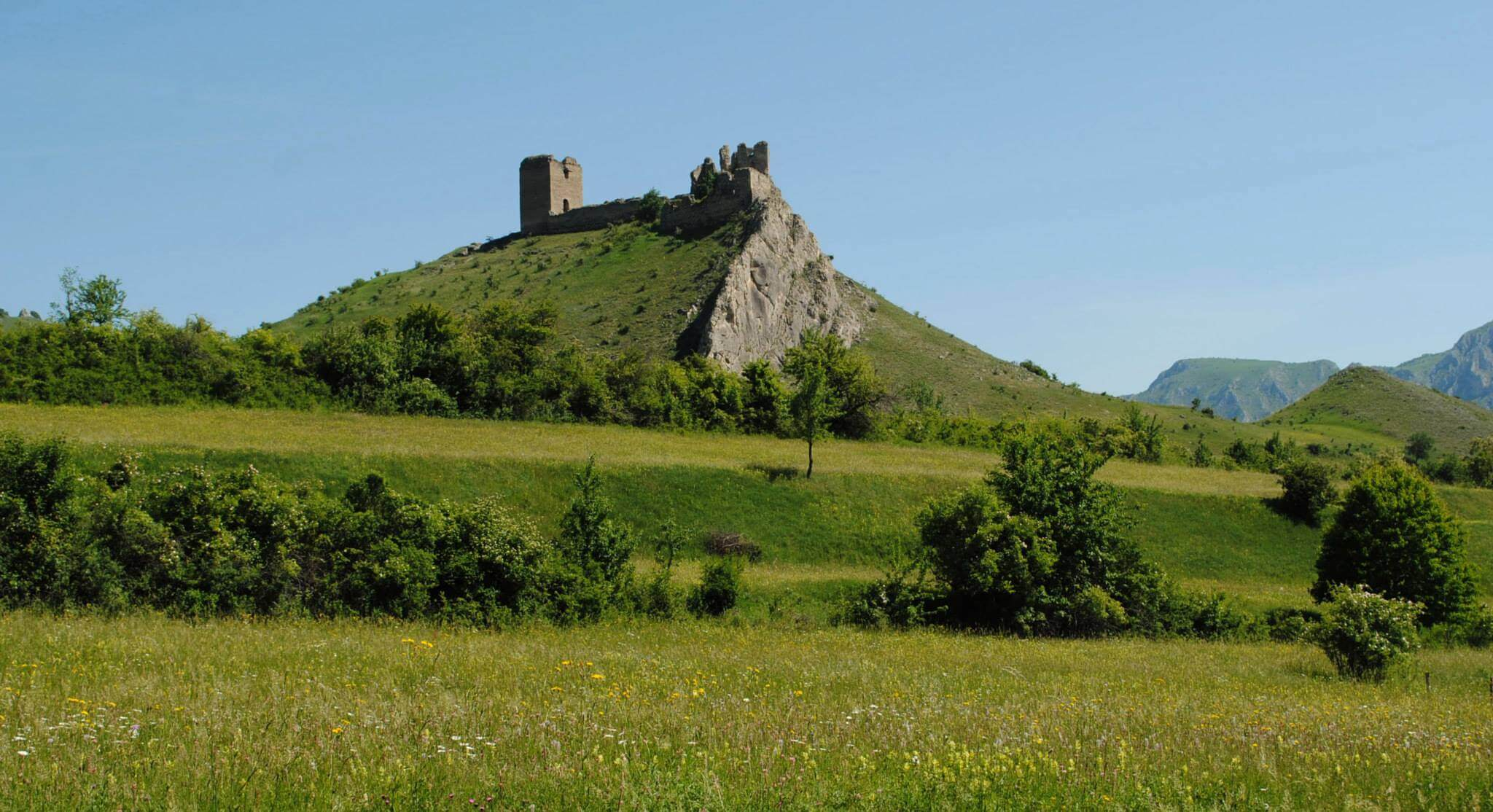 Cetatea Colțești - Ionel Ilovan