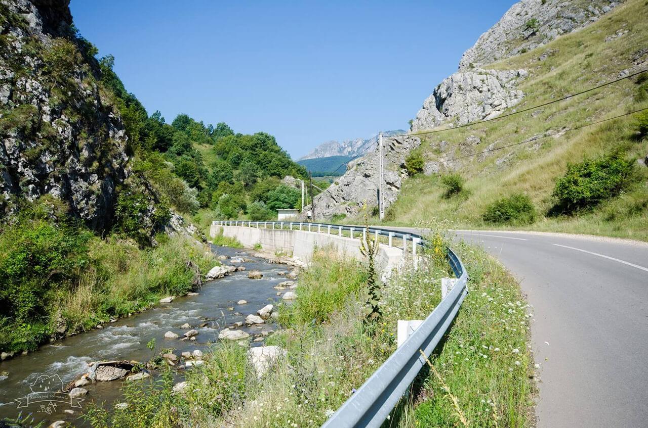 Cheile Cetii la iesire - Amazing Romania