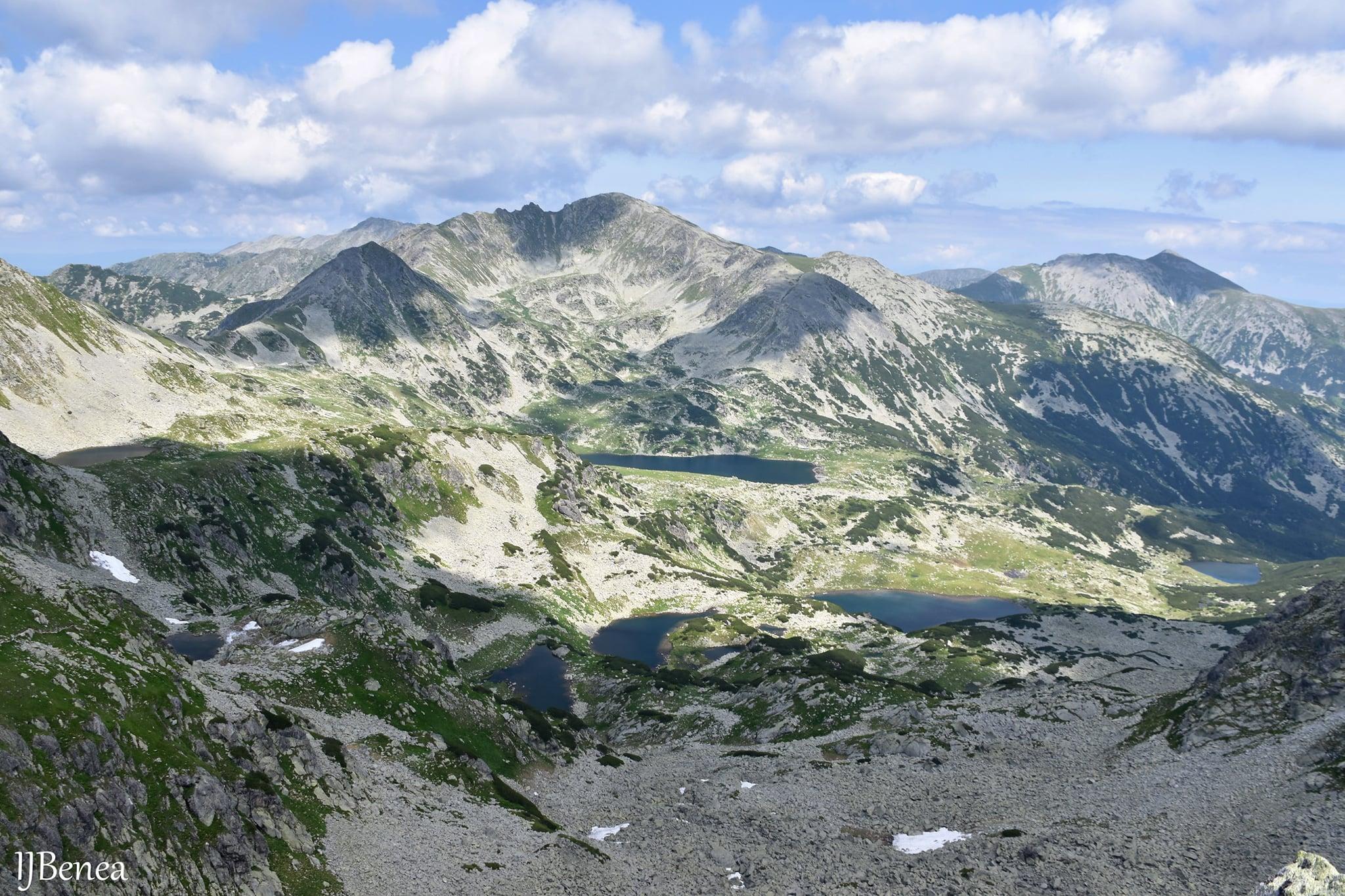 Complexul glaciar Bucura - Ioan Benea Jurca