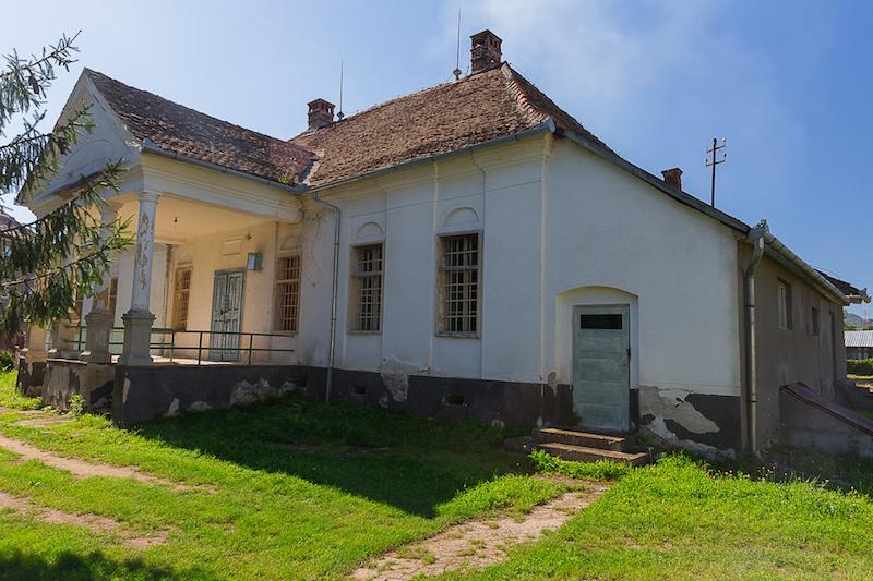 Conacul Coltesti - Castel in Transilvania
