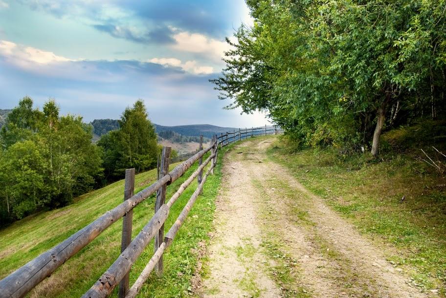 Drum pe dealul Penelor - Marian Poara - Banda Rosie