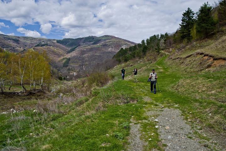 Drumul Vidolm spre Vf. Ugerului - Marian Poară