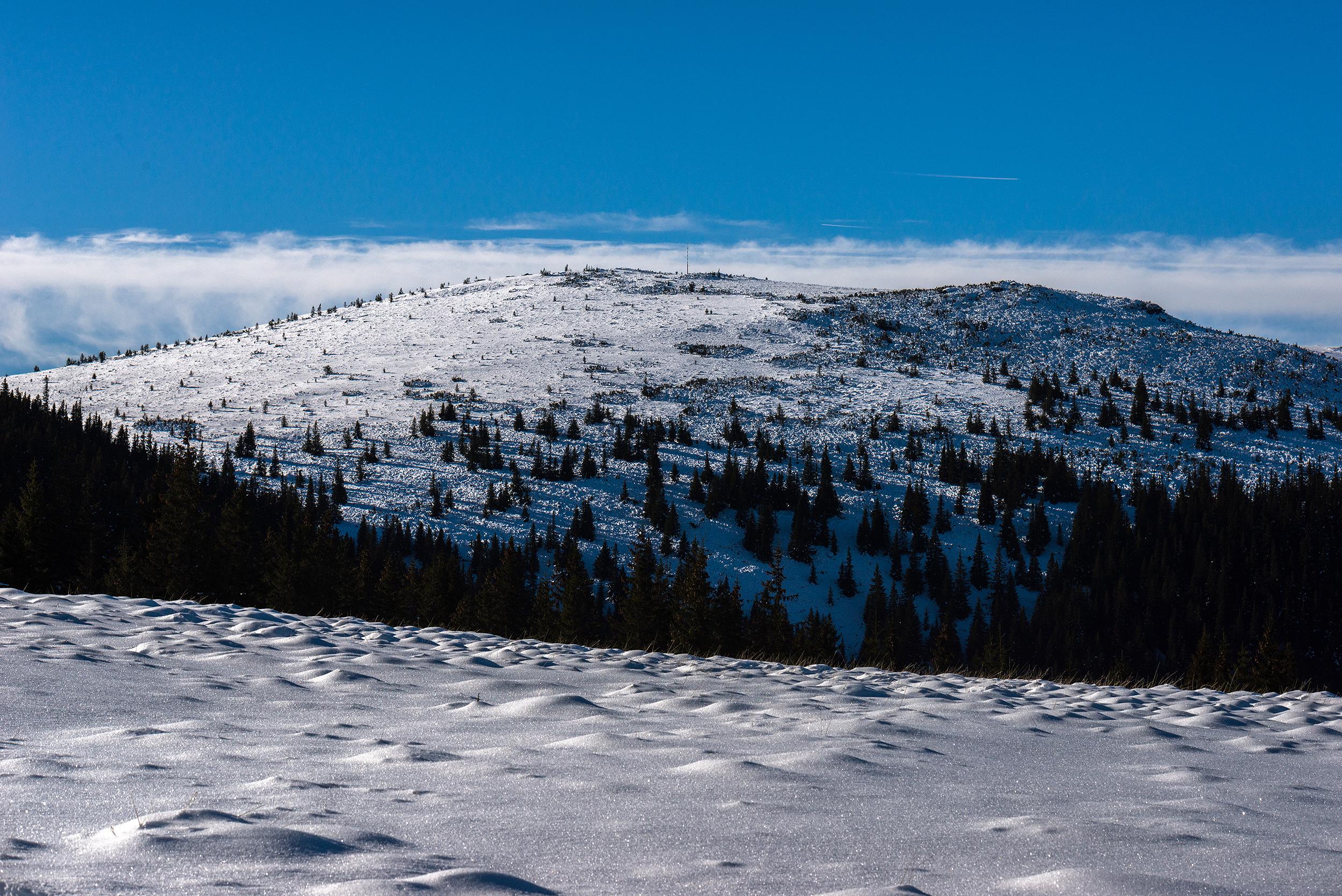 Munții Cindrel