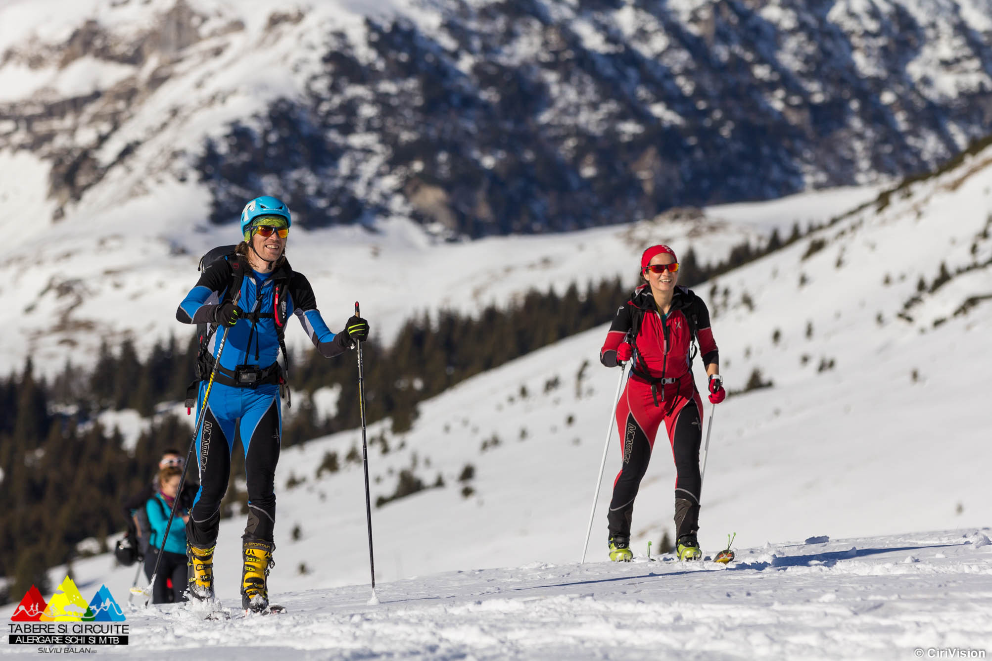 Echipament  schi de tura - Tabere Silviu Balan