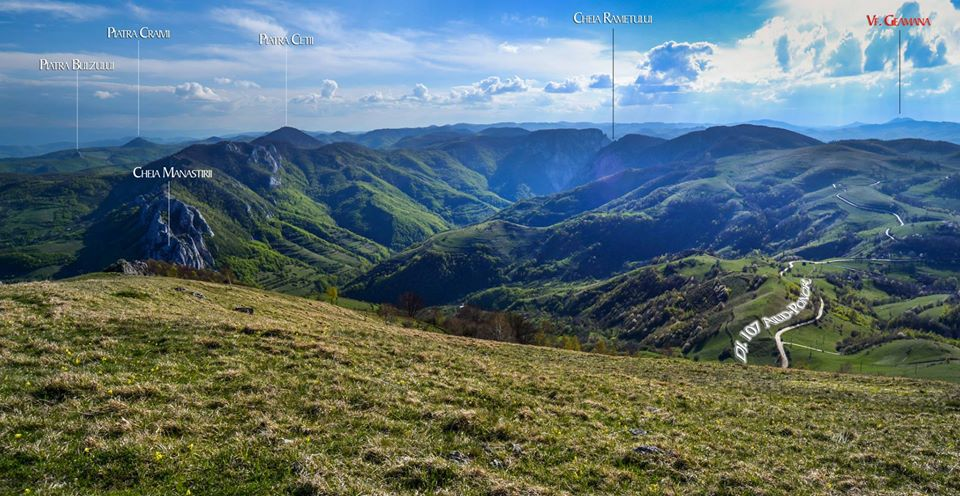 Explicatii geografice zona Ramet - Morar Daniel