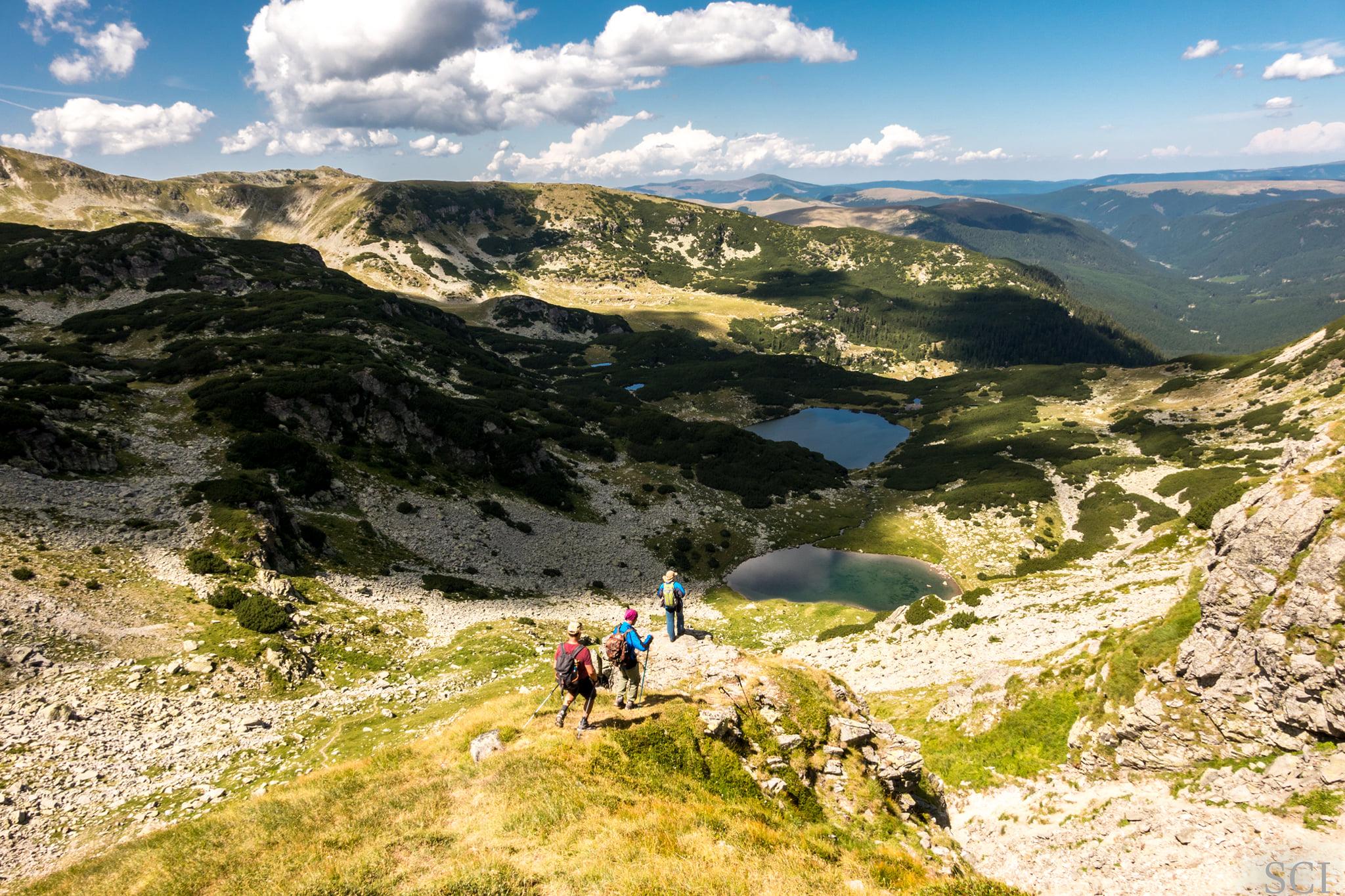 Hornul Lacurilor - Csaba-Ilie Silvesan
