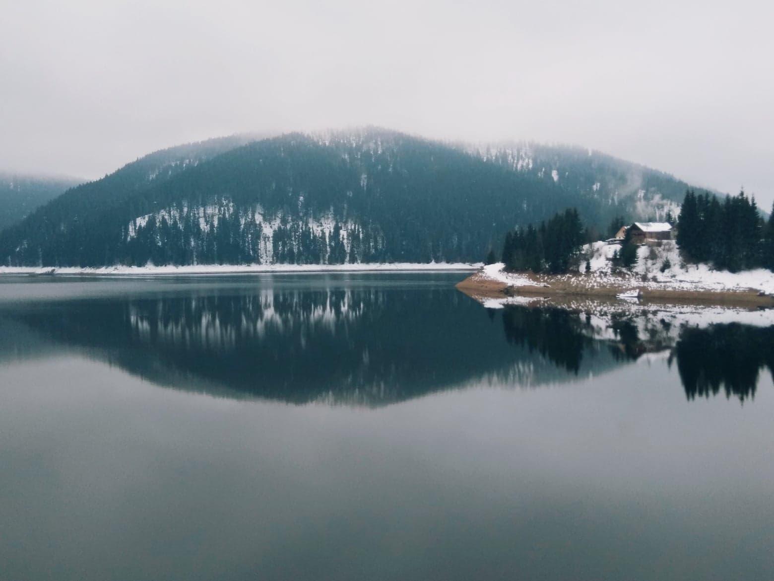 Lacul Fantanele - Manu Muntomanu