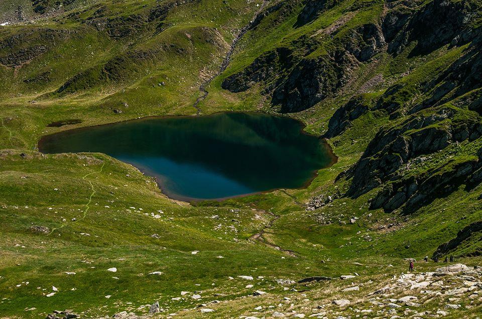 Lacul Galbena Mare -  Morar Daniel