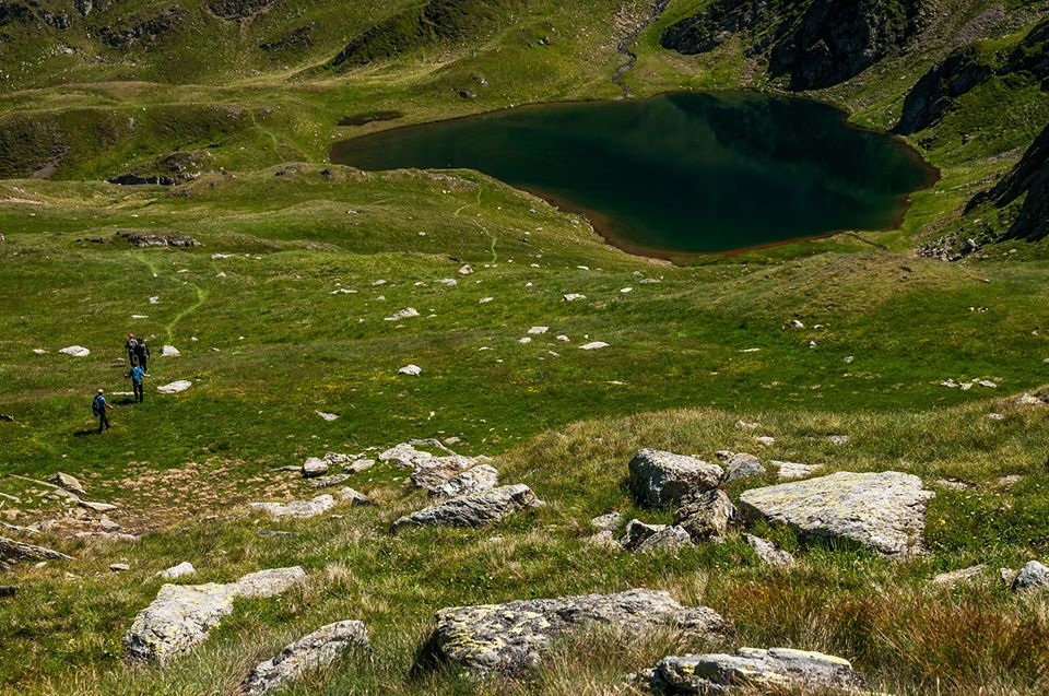 Lacul Galbena tot mai verde -  Morar Daniel
