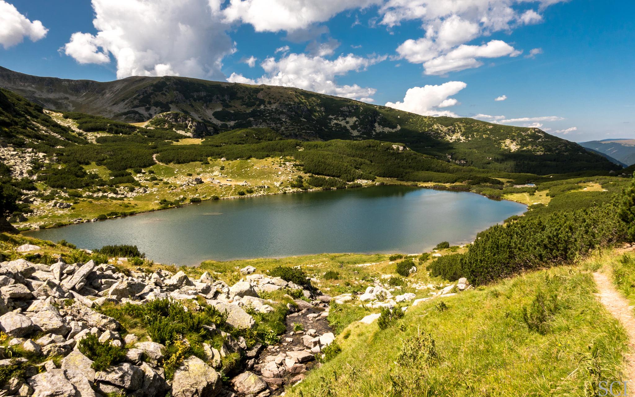 Lacul Galcescu - Csaba-Ilie Silvesan