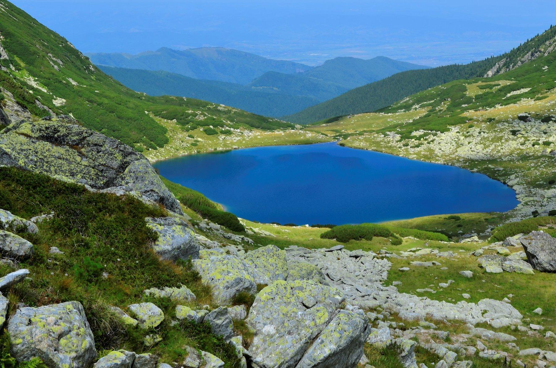 Lacul Galeș - Mircea V Grama