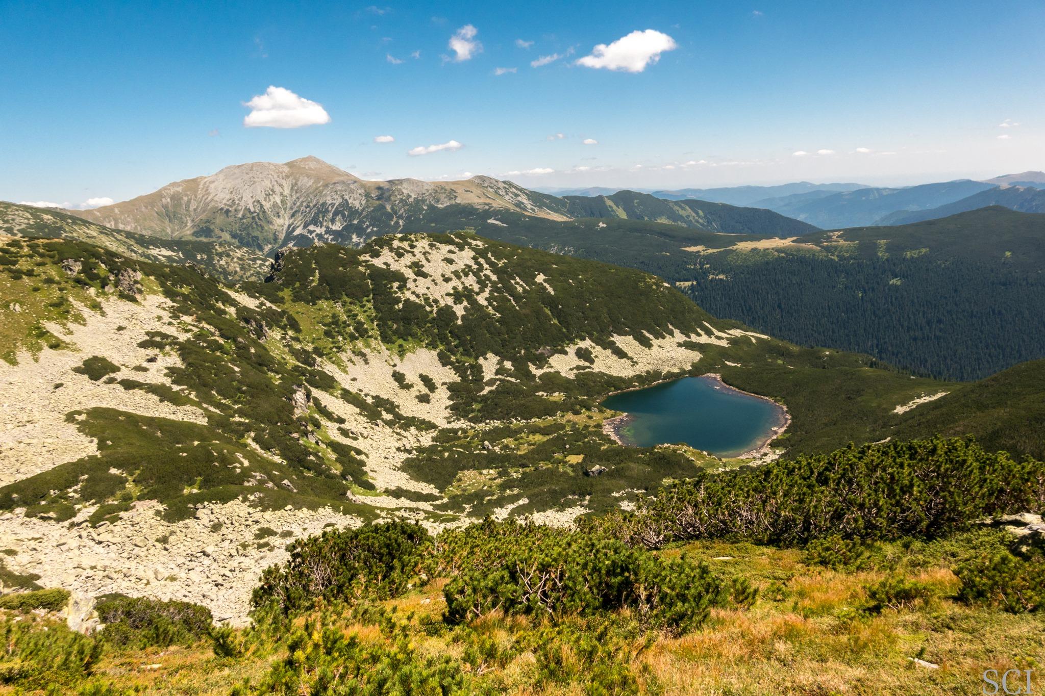 Lacul Slaveiu - Csaba-Ilie Silvesan