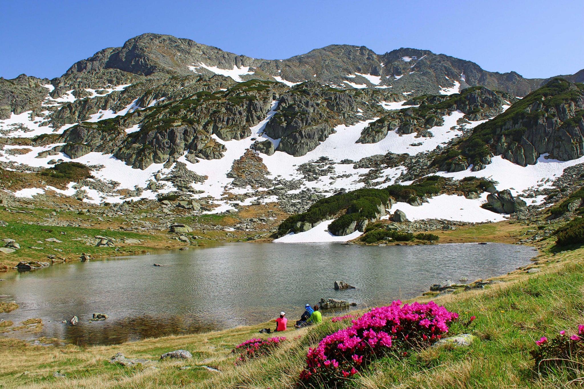 Lacul Stânişoara  - Sima Constantin