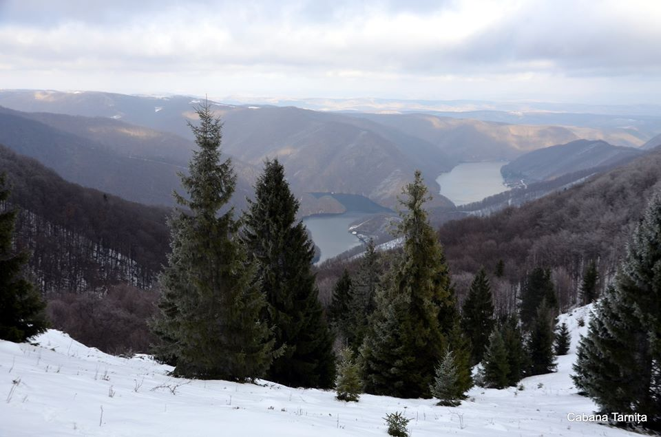Lacul Tarnita si Somesul Cald - Cabana Tarnita