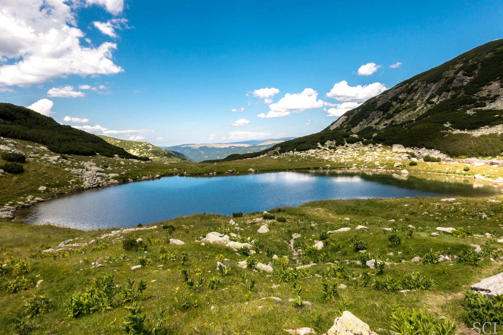 Lacul Vidal - Csaba-Ilie Silvesan