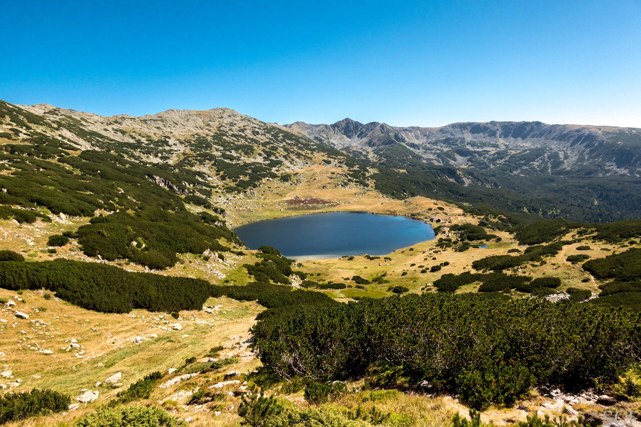 Lacul Zanoaga- Csaba-Ilie Silvesan