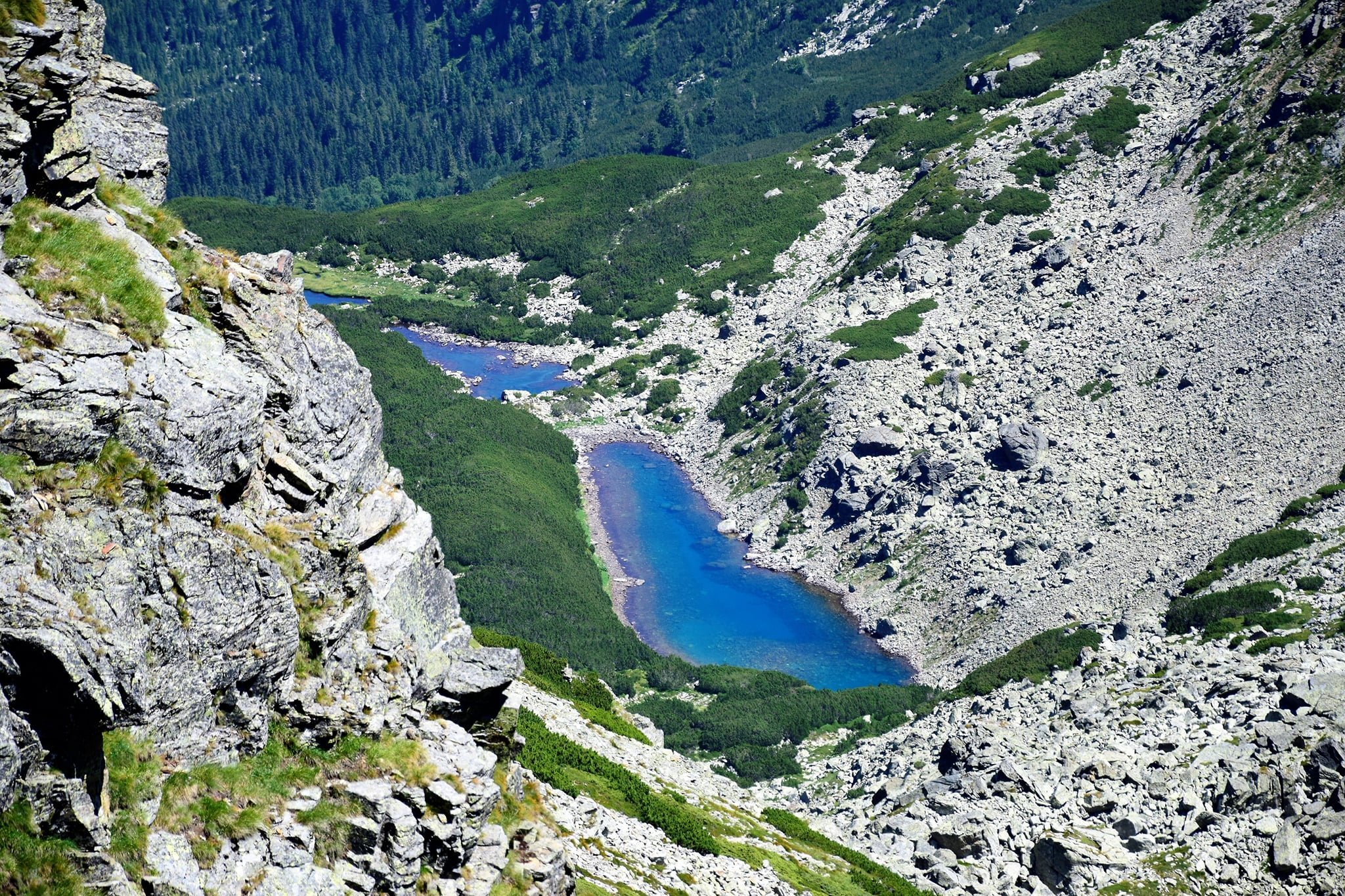 Lacurile Verzi - Radu Munteanu